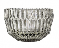 Bloomingville skål i glas