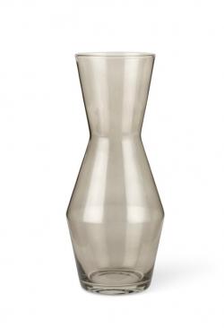 Double up karaffel - Grå - Glas