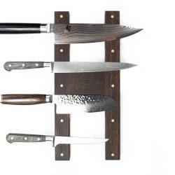 H-knivmagnet i Røget Eg fra Rune Jakobsen - Flere Størrelser