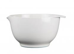 Hvid meleminskål, Rosti, 3 L