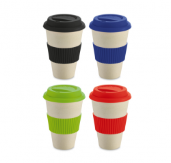 Kaffekop m. låg - flere farver