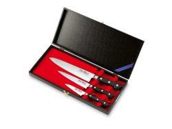 Tojiro DP knivsæt 3 Dele.