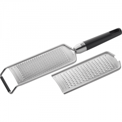 Zwilling TWIN Pure black - 2 stk. rivejern 30 cm